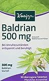 KNEIPP BALDRIAN 500 Filmtabl,90 St