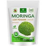 MoriVeda - Moringa Blattpulver 250g Oleifera Premium Plus, vegane Qualitt (1x250g Pulver)