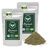 Azafran BIO Rosmarin getrocknet - Perfekt auch als Rosmarin Tee 500g