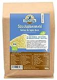 Erdschwalbe Bio Ssslupinenmehl - garantiert glutenfrei aus Frankreich - Veganes Eiweipulver - 1 Kg
